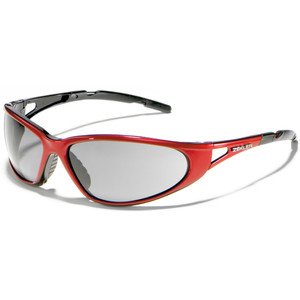 Kaitseprillid Zekler 101 HC/AF, punane raam