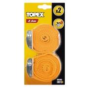 Koormarihm Topex 25 mm x 2,5 m - 2 tk