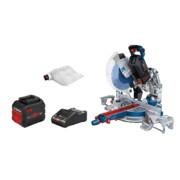 Akutoitega järkamissaag Bosch GCM 18V-305 GDC - 2 x 12,0 Ah ProCORE