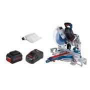 Akutoitega järkamissaag Bosch GCM 18V-305 GDC - 2 x 5,5 Ah ProCORE