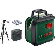 Ristjoonlaser Bosch AdvancedLevel 360 + TT 150 statiiv