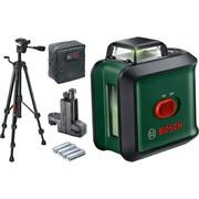 Ristjoonlaser Bosch UniversalLevel 360 + statiiv + MM 3 kandur