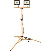 Töövalgusti Brennenstuhl LED kolmjalal JARO 220V IP65 2x30W 5860lm