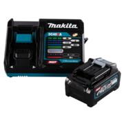 Komplekt Makita XGT 40 V, 1 x BL4040 + DC40RA laadija