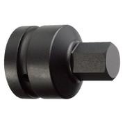 """Lööksisekuuskantpadrun Gedore IN K 32 3/4"""" 86 mm, 19 mm"""
