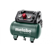 Õlivaba kompressor Metabo Basic 160-6 W OF