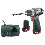 Akutrell Metabo PowerMaxx BS Basic