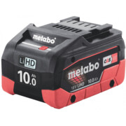 Aku Metabo 18V / 10,0 Ah LiHD