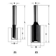 Sõrmfrees CMT S=8 mm, D=6 mm