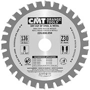 Saeketas CMT 136x1,5x20 mm, Z30 8°, metallile