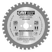 Saeketas CMT 165x1,5x20 mm, Z36 8°, metallile