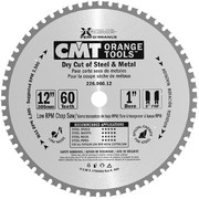 Saeketas CMT 305x2,2x25,4 mm, Z60 8°, metallile