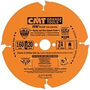 Saeketas CMT 160x2,4x20 mm Z4, abrasiivsetele materjalidele