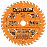 Saeketas CMT 160x1,7x20 mm, Z40