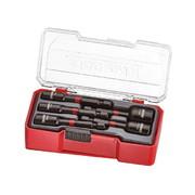 Kuuskantkruvihoidikukomplekt Teng Tools TJNS05, 5-osaline