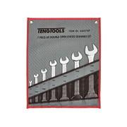 Lehtvõtmete komplekt Teng Tools 6607AF, tollmõõdus - 7-osaline