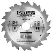 Saeketas CMT 190x2,6x30 mm, Z12