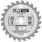 Saeketas CMT 165x2,6x20 mm, Z24