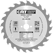 Saeketas CMT 180x2,6x20 mm, Z24