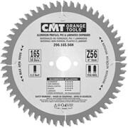 Saeketas CMT 160x2.2x20 mm, Z56, mitteraudmetallidele