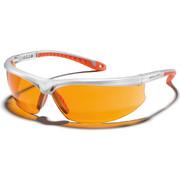 Kaitseprillid Zekler 45 HC/AF, oranžid