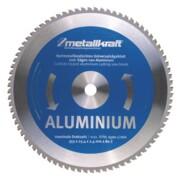 Saeketas Metallkraft 355 x 2,4 x 25,4 mm, alumiiniumile
