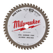 Saeketas metallile Milwaukee 165 x 15,87 mm, 48 hammast