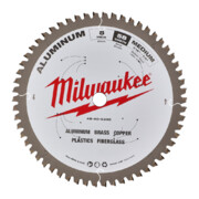 Saeketas metallile Milwaukee 203 x 15,87 mm, 58 hammast
