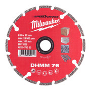 Teemantlõikeketas Milwaukee DHMM 76 mm