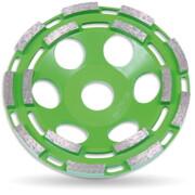 Teemantkuivlihvketas Cedima ST-Plus 125 x 22,23 mm