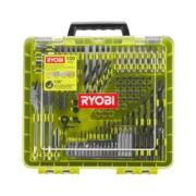Otsakute ja puuride komplekt Ryobi RAKDD100, 100-osaline