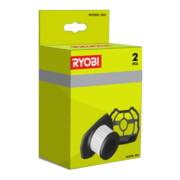 Filter Ryobi R18SV7 tolmuimejale - 2 tk