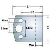Profiiltera blankett CMT b=50mm