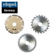 Saeketaste komplekt Scheppach PL 285-le, 89 x 10 mm, 3-osaline