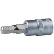"Otsakupadrun KS Tools 3/8"", HEX 6 mm"