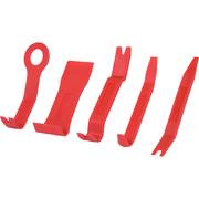 Polstritööriistade komplekt KS Tools, 5-osaline