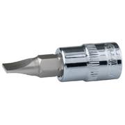 """Otsakupadrun KS Tools CHROMEplus 1/4"""", SL 4 mm"""