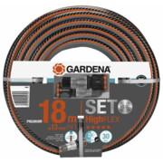 Gardena Comfort HighFLEX Premium Metal voolikukomplekt 13 mm - 18m