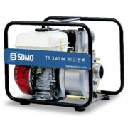 Bensiinimootoriga veepump SDMO TR 3.60 H