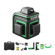 Laserlood ADA Cube 3-360 Ultimate Edition Green