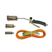 Gaasipõleti AW Tools kolme erineva põletiga 25-35-50mm