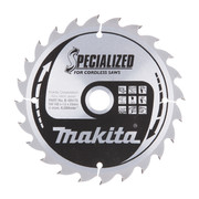 Saeketas Makita 165x20x1,5mm 24T 20°