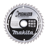 Saeketas Makita 165x20x1,6mm 40T 18°