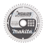 Saeketas Makita 165x20x1,5mm 52T 5°