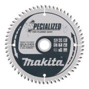 Saeketas Makita 165x20x2,0mm 60T 5° LL