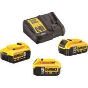 DeWalt akude ja laadija komplekt DCB115P3