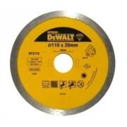 Teemantlõikeketas DeWalt 110 x 20 mm, DWC410