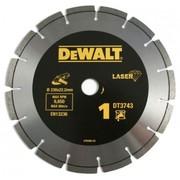 Teemantlõikeketas DeWalt DT3743 230x2,4x22,2mm