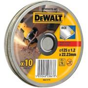 Lõikeketas DeWalt 125 x 1,2 INOX - DT42340Z