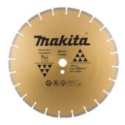 Teemantlõikeketas Makita 350 x 25,4 mm, betoonile